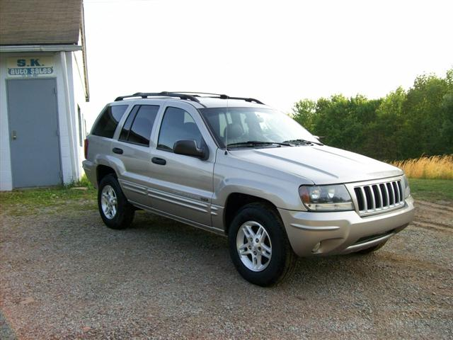 2004 jeep grand cherokee laredo special edition 89 944 miles s k auto sales. Black Bedroom Furniture Sets. Home Design Ideas