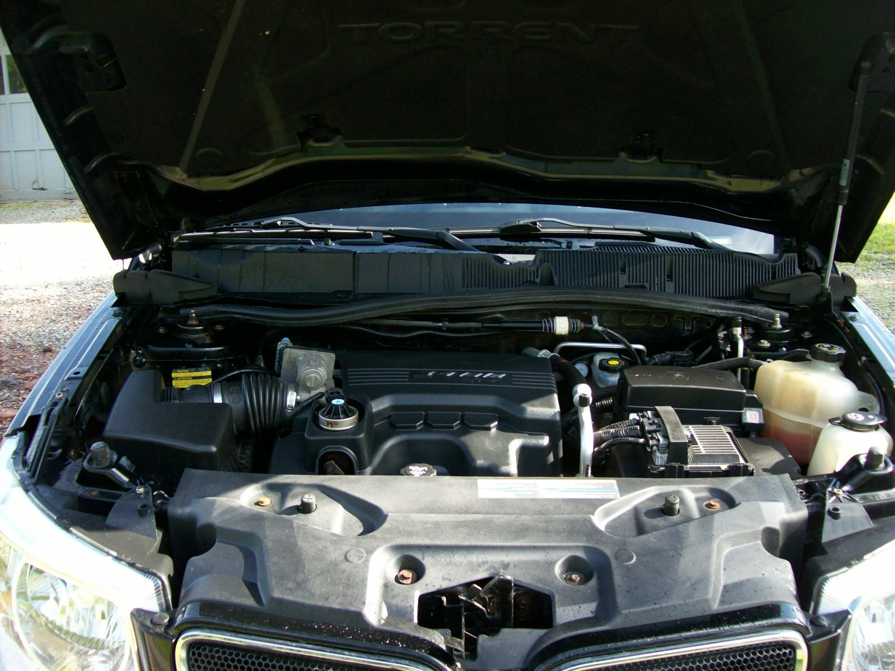 Auto Sale Transmission: 2006 Pontiac Torrent AWD 86K Miles LOADED!