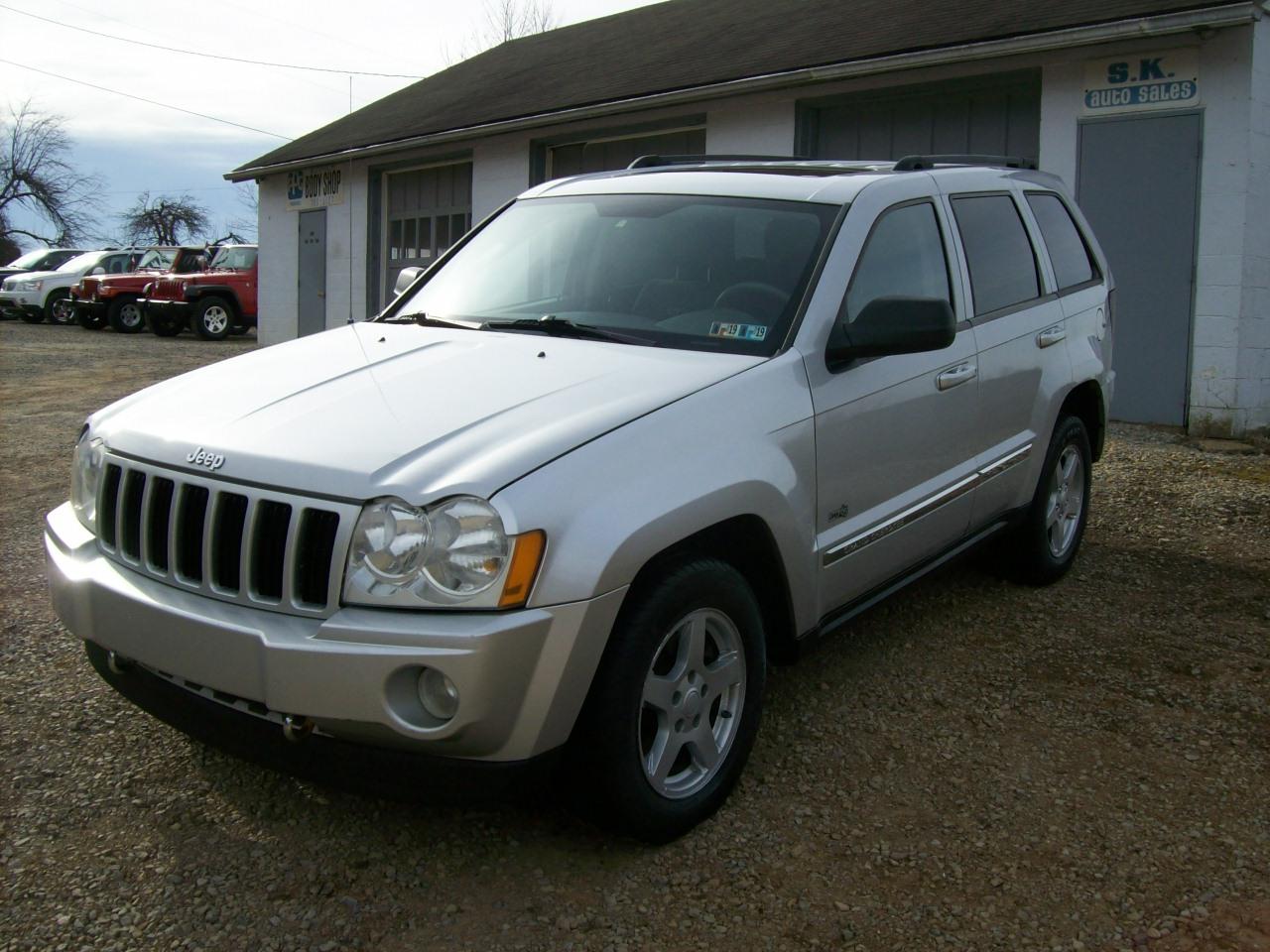 2006 Jeep Grand Cherokee Laredo 65th Anniversary Edition 4 4 102k Miles S K Auto Sales